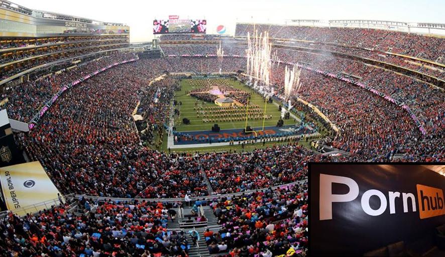 Araştırma: Her yıl 114 milyon kişinin izlediği Super Bowl, Pornhub'ı nasıl etkiledi?