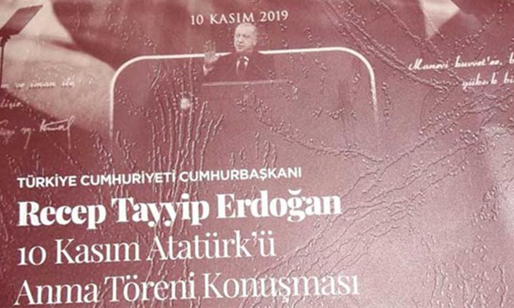 MEB'den talimat… Öğrencilere Erdoğan propagandası!