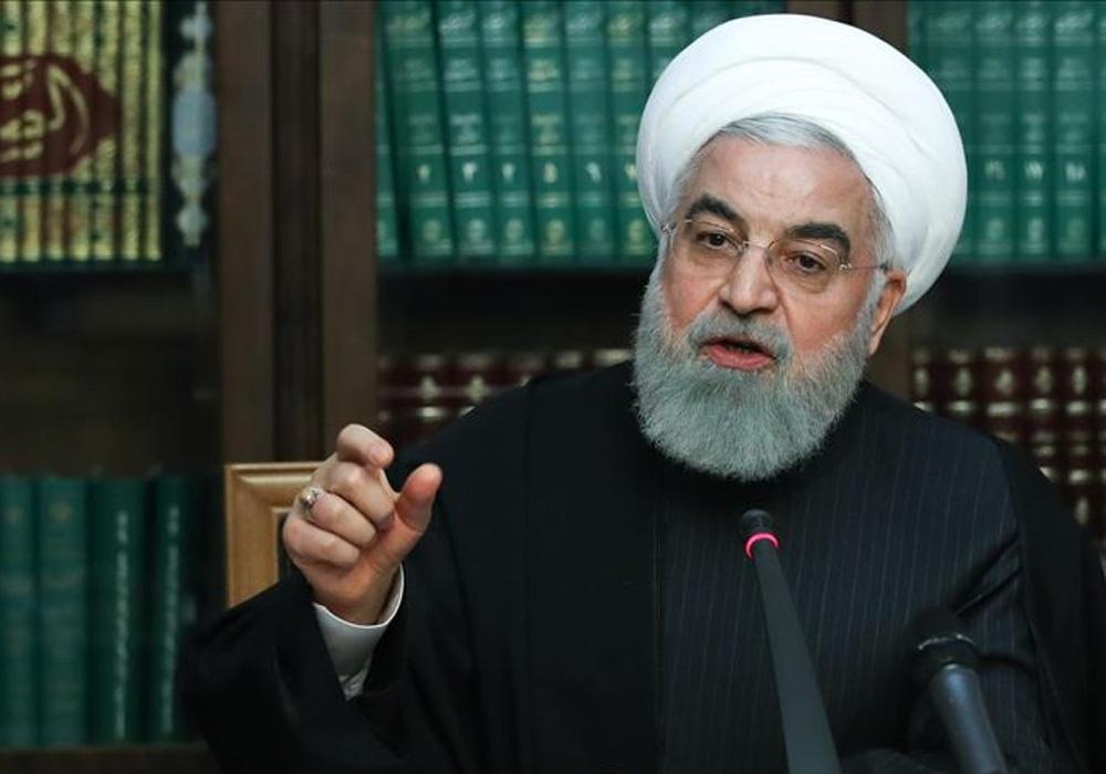 Ruhani'den 'karantina' açıklaması