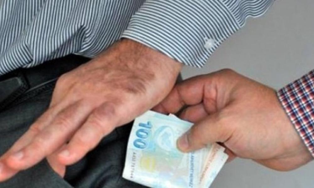 Eskişehir'de rüşvet iddiasıyla 10 şüpheli yakalandı