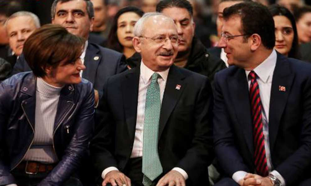CHP'de İstanbul seçim süreci tamamlandı: Canan Kaftancıoğlu yeniden başkan