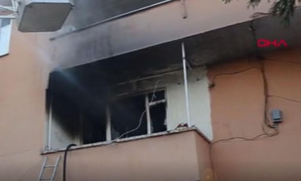 Sakarya'da yangın! Bir çocuk öldü, iki kişi zehirlendi