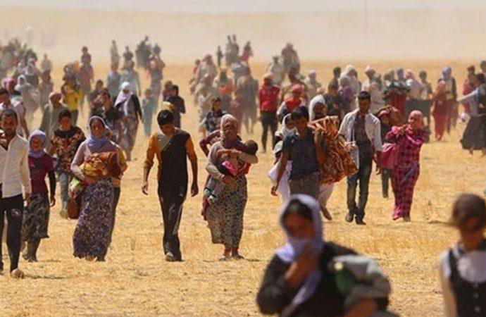 Türkiye bulundurduğu mülteci sayısıyla dünyada birinci