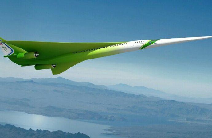 Sesten hızlı süpersonik jet yapımı gecikebilir