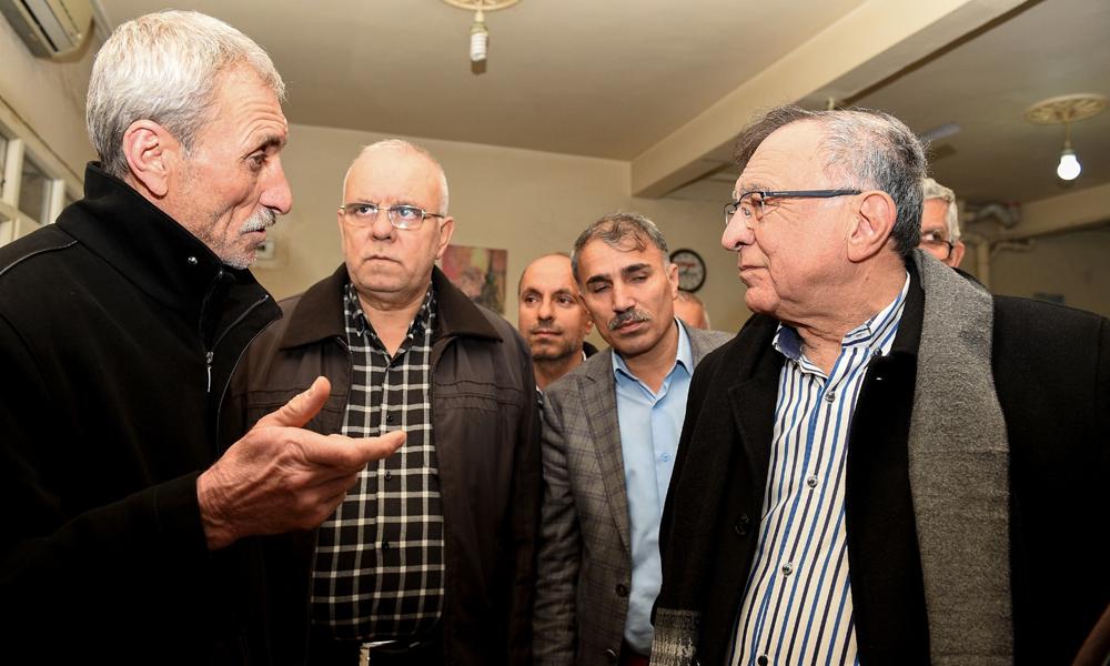 Seyhan Belediye Başkanı Akay'dan hafta sonu mesaisi
