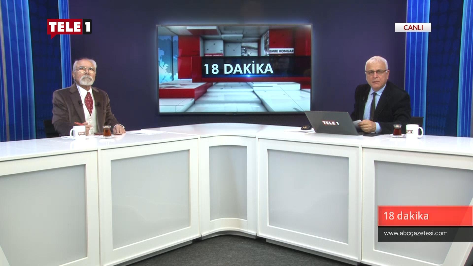 """""""RTÜK tarafsızlığını yitirmiştir, RTÜK başkanı istifa etmelidir"""" – 18 Dakika"""