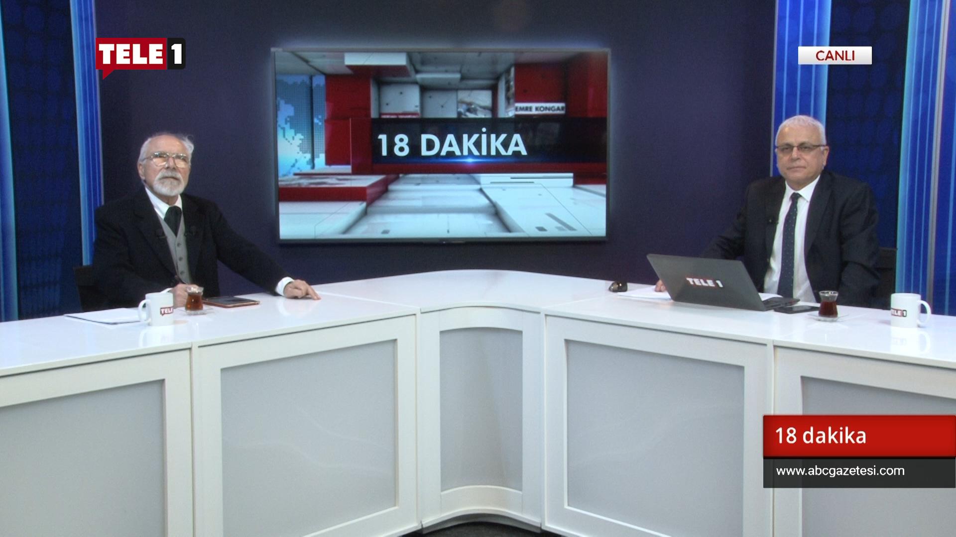 """""""İktidar Silivri'de FETÖ'nün uyguladığı yöntemleri uyguluyor"""" – 18 Dakika"""