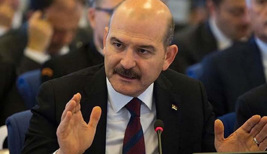 Süleyman Soylu'dan Yunanistan'a: Utanç verici bu karar tamamen hukuksuzdur!