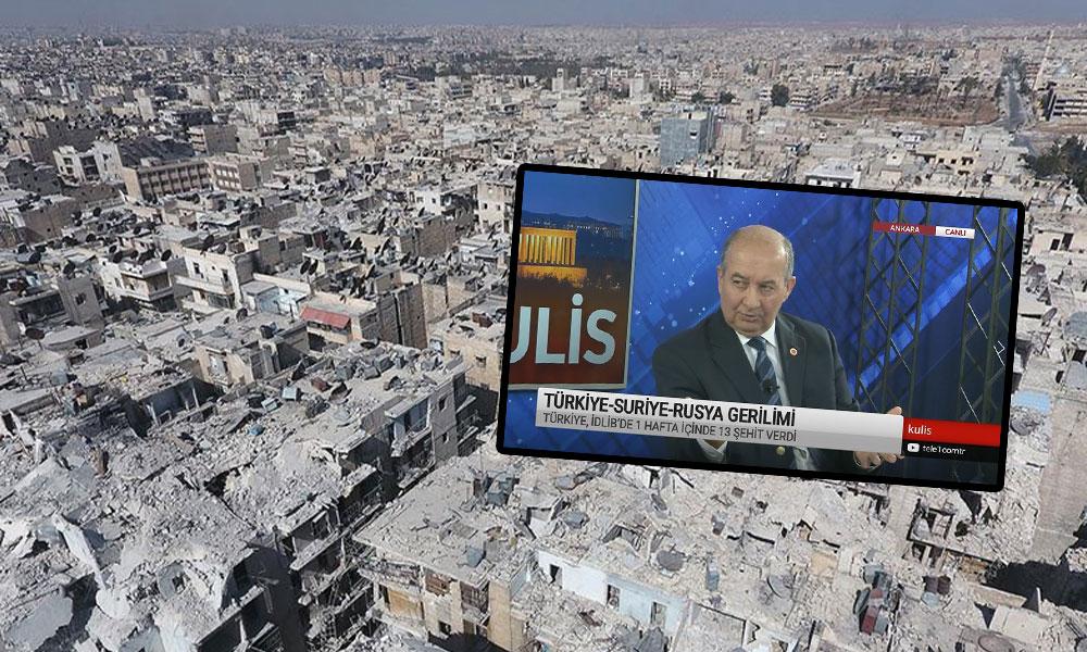Kulis: Suriye beşe mi bölünecek?