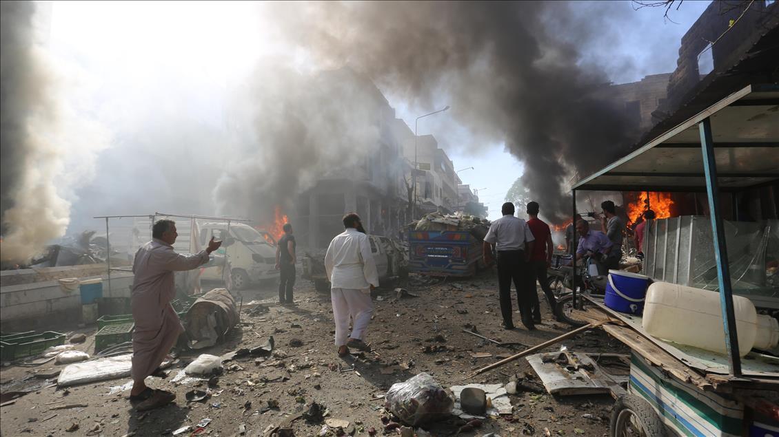Avrupalı 13 Dışişleri Bakanı'ndan İdlib için insani felaketi durdurun çağrısı