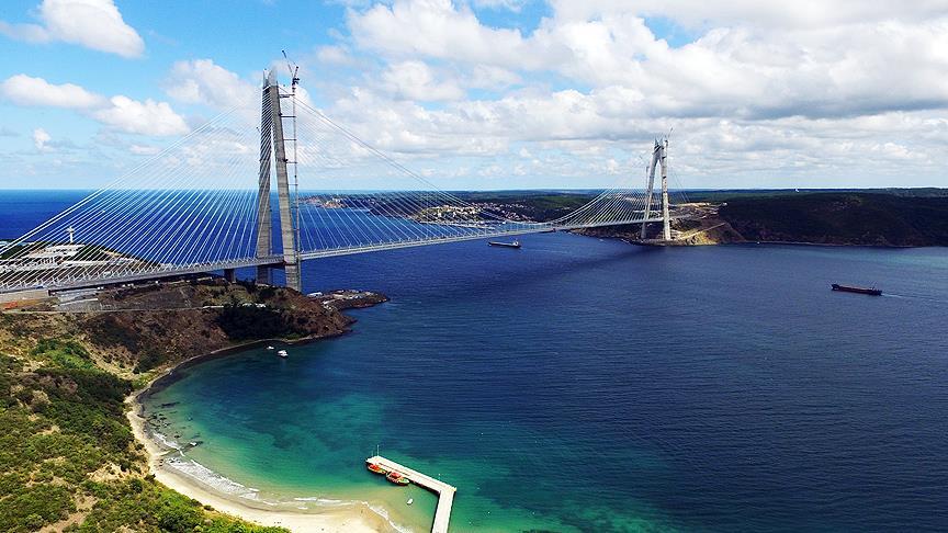 Geçmediğimiz köprülere 5 buçuk milyar lira ödeyeceğiz!