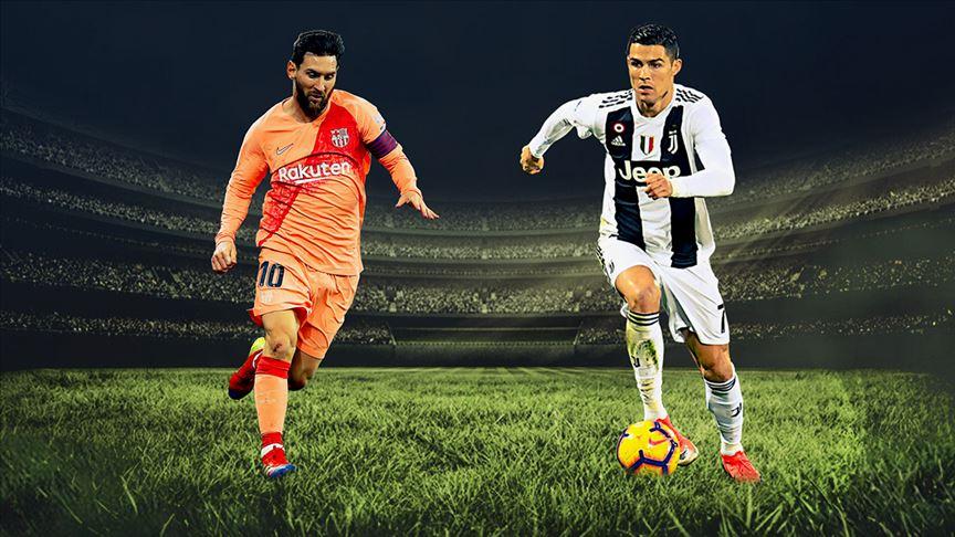 Messi: Ronaldo'nun form durumuna hiç şaşırmadım