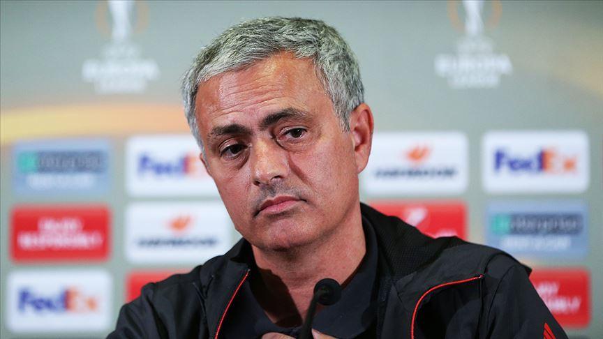 Mourinho'dan Manchester United göndermesi!
