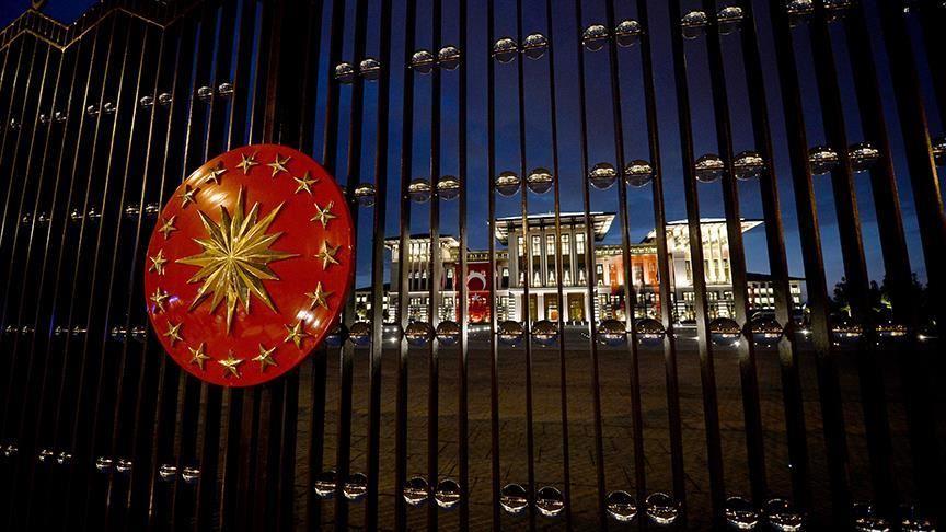 Erdoğan başkanlığında yapılan güvenlik toplantısı sona erdi