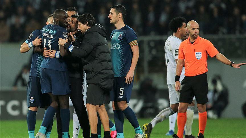 Futbolda ırkçılığa karşı Portekiz Cumhurbaşkanı ve Başbakandan kınama