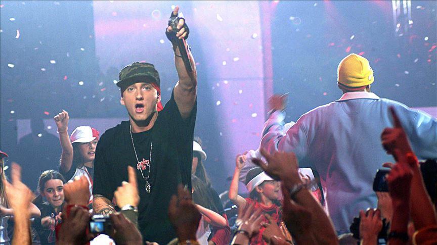 Eminem Youtube'da 1 milyarı aştı