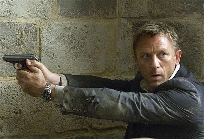 James Bond'a Koronavirüs engeli
