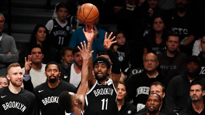 NBA yıldızı Kyrie Irving sezonu kapattı