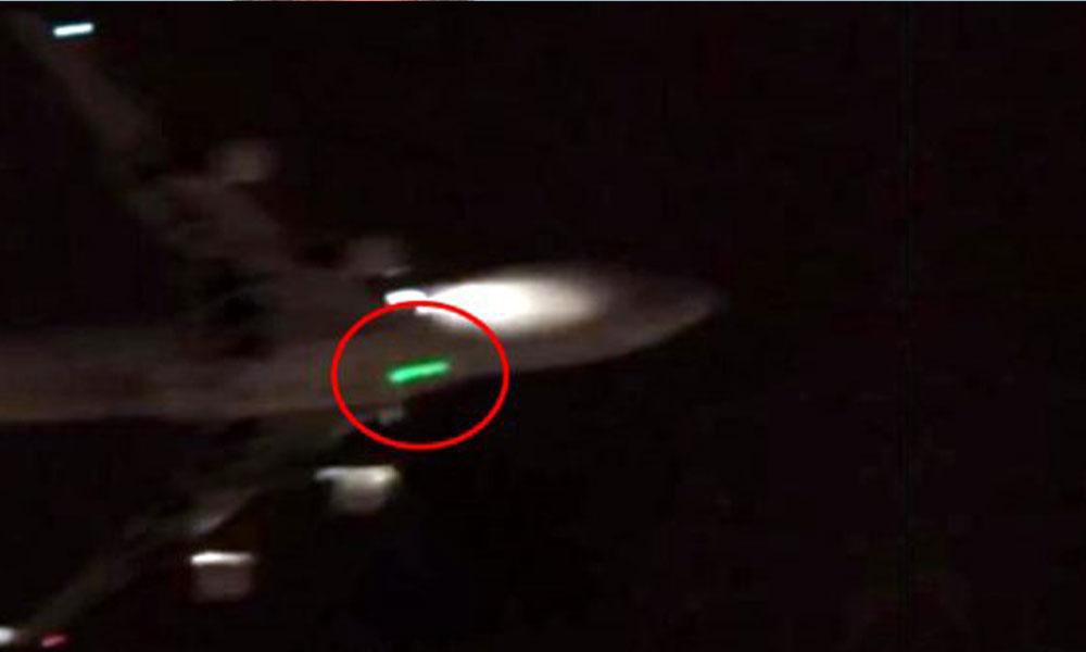 İstanbul'da dev kargo uçağı lazerle taciz edildi