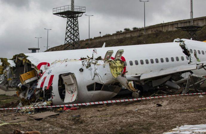 Sabiha Gökçen'deki uçak kazasında 3 kişi hayatını kaybetti… Pilotların bilgisi alınacak