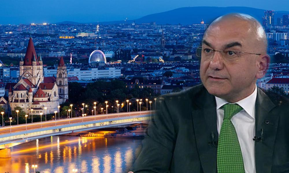 AKP'li Ozan Ceyhun, Viyana Büyükelçiliği'ne atandı