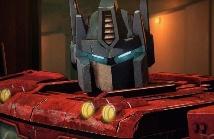 War For Cybertron : Transformers dünyası dizi olarak karşımızda