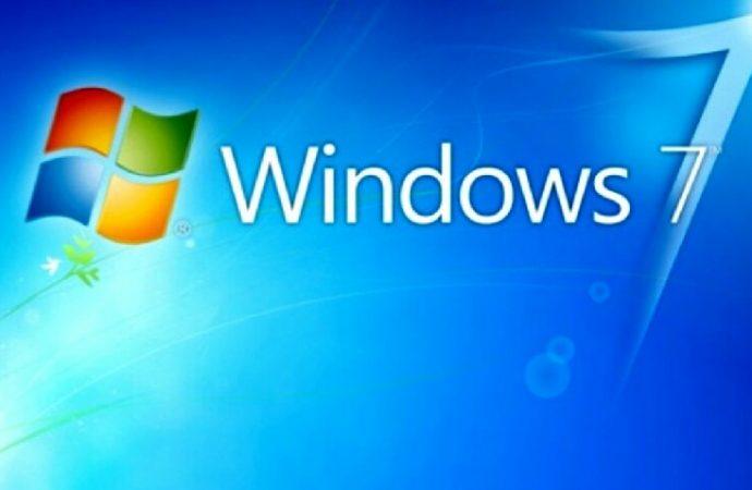 Windows 7 yeni güncellemeye kavuştu