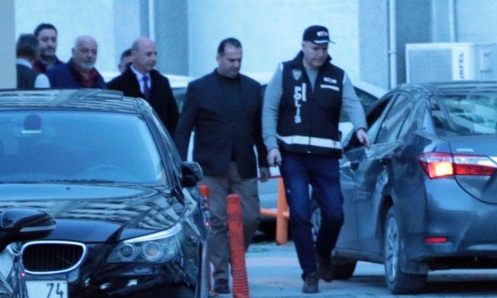 Yalova Belediye Başkan Yardımcısı Güleç, gözaltına alındı