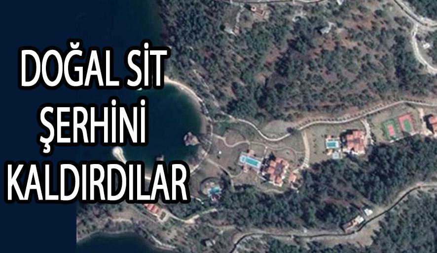 Erdoğan'ın yazlık sarayına arazi yetmedi; 13 futbol büyüklüğünde arsa daha