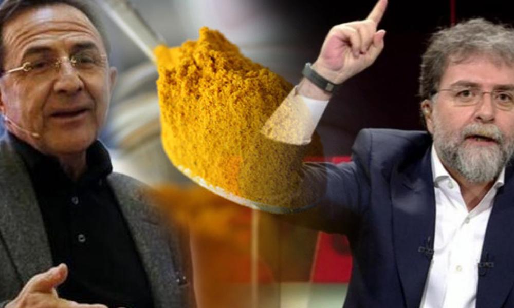 Müftüoğlu'ndan Ahmet Hakan'ın 'Allah belanı versin' dediği zerdaçal için açıklama