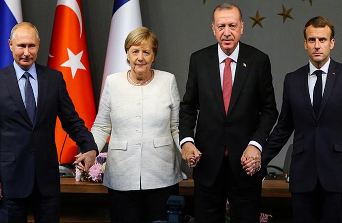 Erdoğan, Dörtlü İdlib Zirvesi'nin tarihini açıkladı