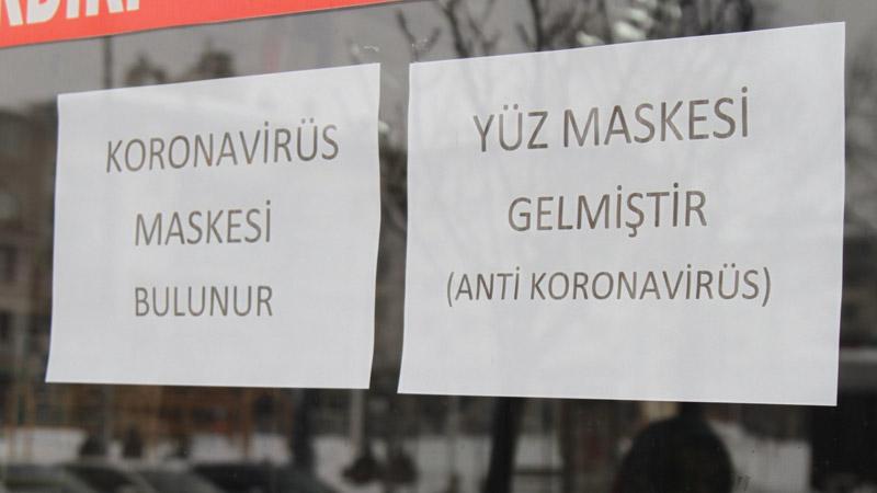 Maske ihracatı ön izne bağlandı