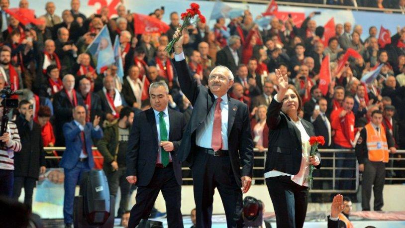 CHP'nin kurultay sloganları belirlendi