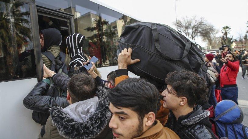 Göçmen tarifesi! İstanbul-Edirne arası 4 bin dolar, yol tarifi 100 TL