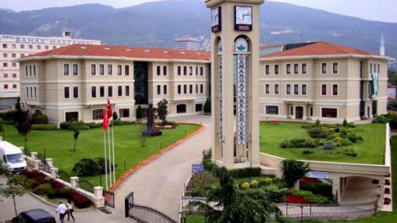 Osmangazi Belediyesi'nde FETÖ'den gözaltına alınan kişiye AKP ve MHP eliyle özel imar izni!