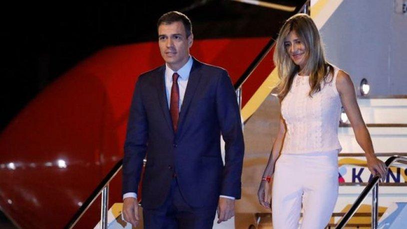 İspanya Başbakanı Sanchez'in eşinde koronavirüs tespit edildi