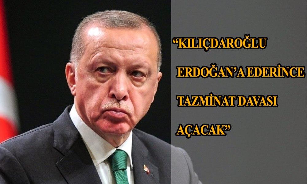 Erdoğan'a yine 5 kuruşluk dava