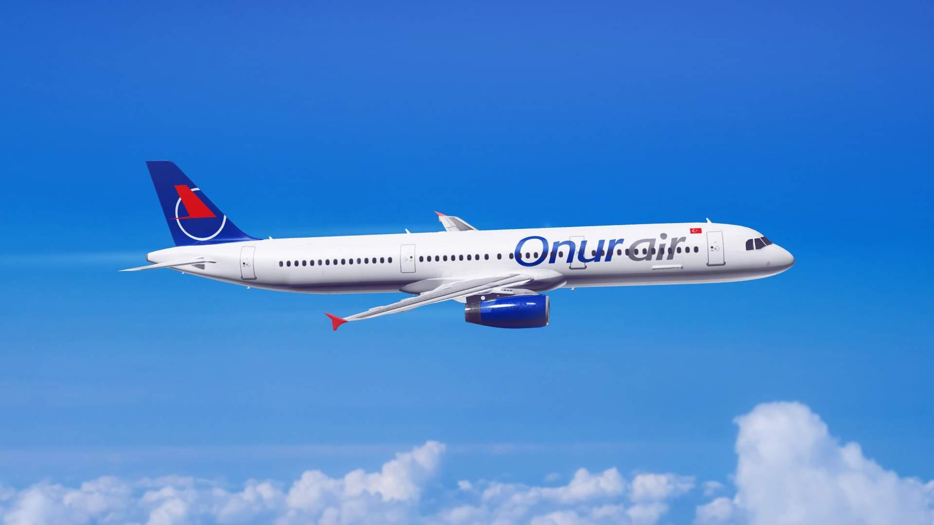 Onur Air, koronovirüs nedeniyle uçuşlarını askıya aldı