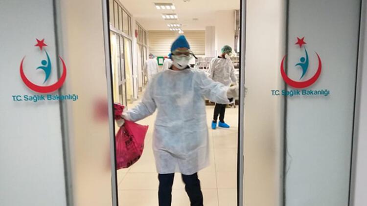TTB'den Sağlık Bakanlığı'na 'sağlık kurumlarında önlemler arttırılsın' talebi