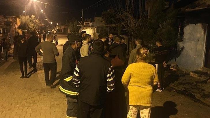 Adana'da yangın! 4 yaşındaki çocuk hayatını kaybetti