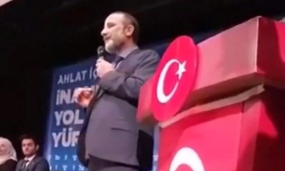 Yumruğu atan AKP'li vekilden CHP'li Engin Özkoç'a ölüm tehdidi: Gelirse eksik kalanı tamamlarız