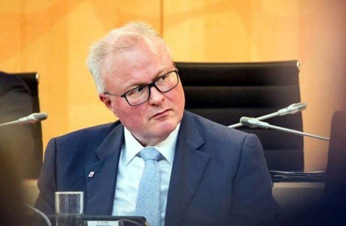 Almanya şokta! Maliye Bakanı ölü bulundu