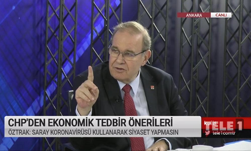 Virüse karşı konut kredisi veren AKP'ye CHP'den ders gibi ekonomik paket önerileri