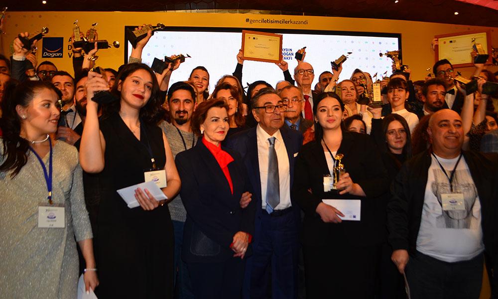 '30. TGC Aydın Doğan Genç İletişimciler Yarışması'nda ödüller sahiplerini buldu