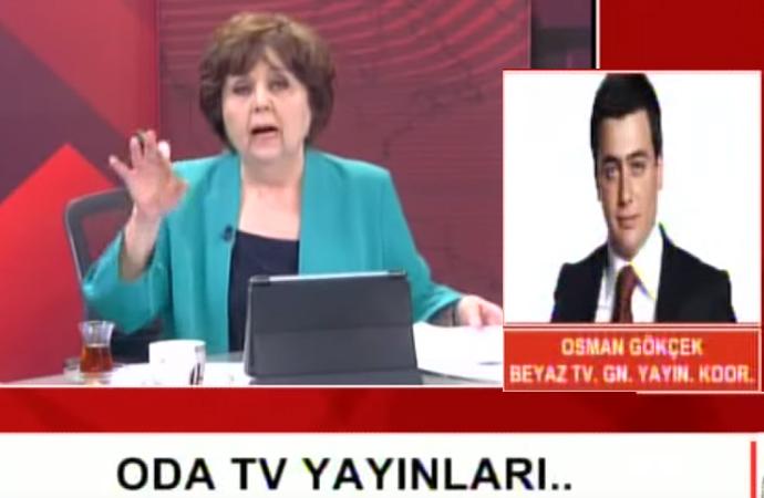 Ayşenur Arslan'dan Gökçek'e ağır sözler: Canlı yayına bağlandığına pişman etti!
