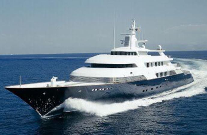 Victoria Secret's'ın sahibi Leslie Wexner'a ait teknede yedi korovavirüs vakası