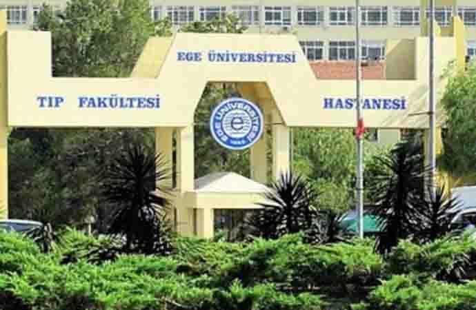 Türkiye salgınla boğuşurken Ege Üniversitesi Tıp Fakültesi'ne haciz geldi!