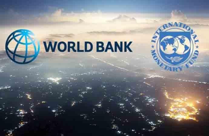 Dünya Bankası ve IMF'den 'borç ödemeleri askıya alınsın' çağrısı