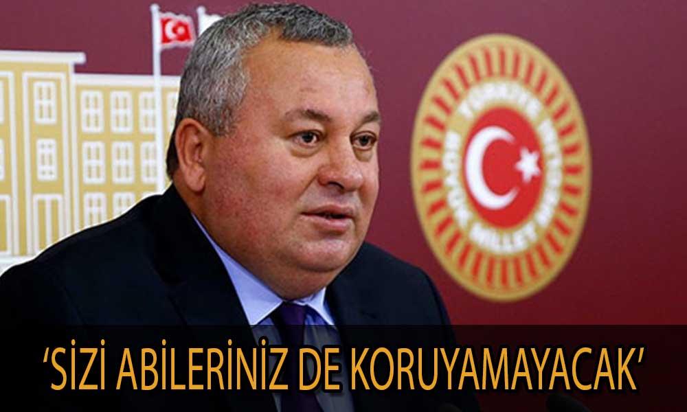 MHP'li Enginyurt'tan AKP'lilere sert sözler: Sanal alemin korkak fareleri