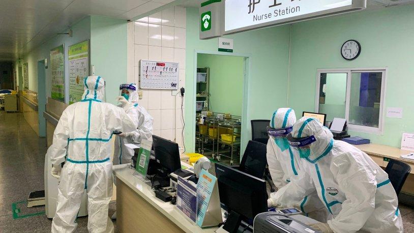 Çin'den iyi haber geldi! Hastalar iyileşti, 2 bin yataklı iki hastane kapatıldı